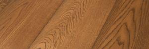 Třívrstvá masivní podlaha - dub, baevný olej