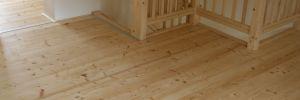 Palubová podlaha - smrk, olej