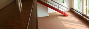 Zátěžové koberce a laminátová podlaha