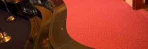 Hotelový koberec